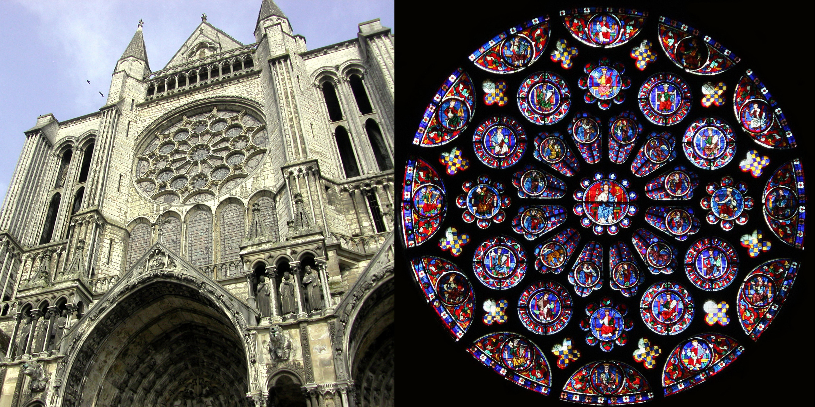 The Chartres Roses Richard Nilsen