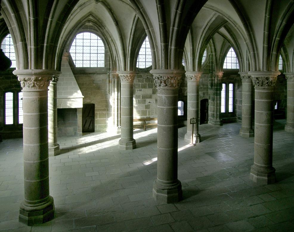 Mont Saint Michel And Chartres Richard Nilsen