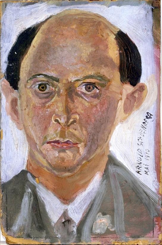 Schoenbergselfportrait