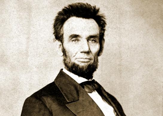 Lincoln 1865