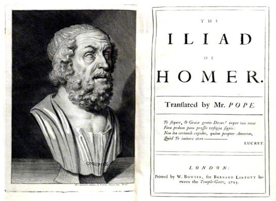 Pope Iliad