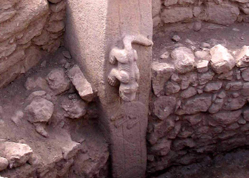 gobekletepe carving