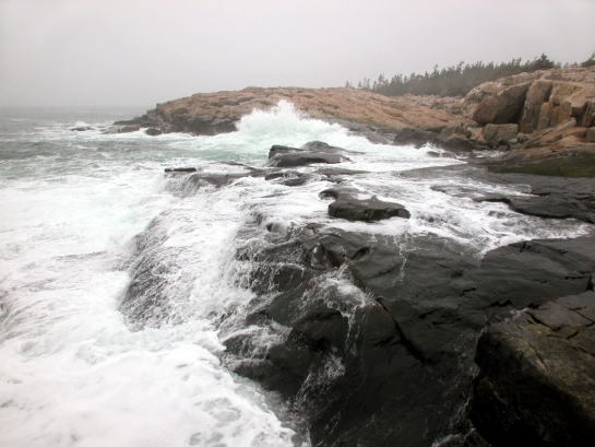 Schoodic Point, Acadia National Park, Maine