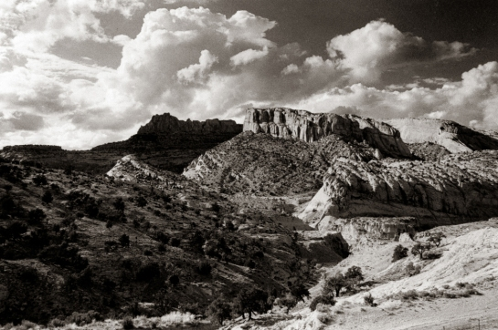 Tsegi Canyon, Navajo Reservation, Arizona