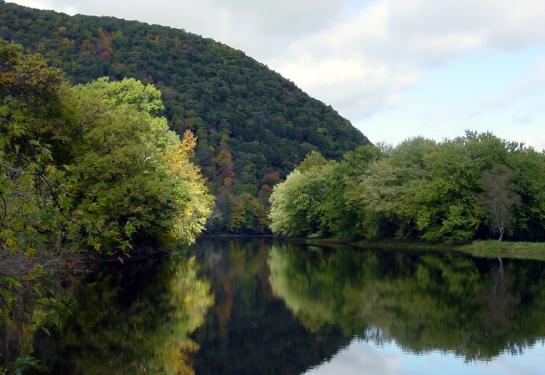 Housatonic River, Stockbridge, Massachusetts