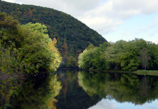 Housatonic River, Stockbridge, Massachusetts