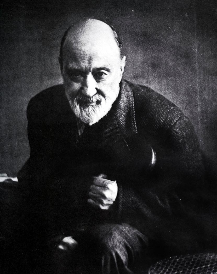 Ives portrait