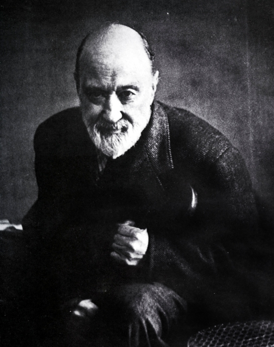 Ives portrait