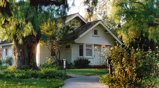 Nixon birthplace