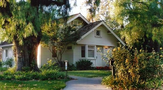 Nixon birthplace