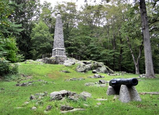 Putnam's Camp, Redding, Connecticut