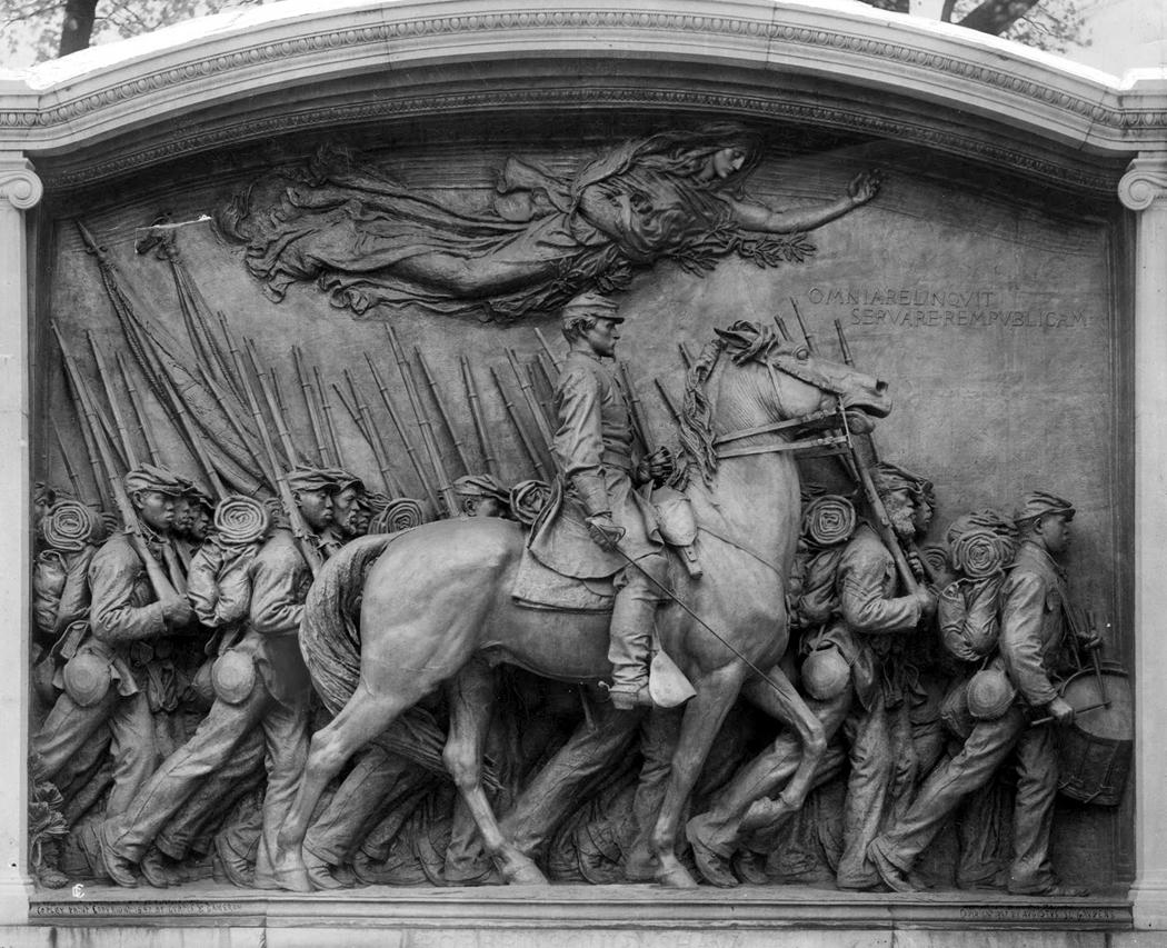 Shaw Memorial, Boston
