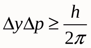 uncertainty formula