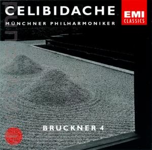 celibidache bruckner 4 cd