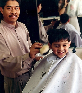 Mexican barber