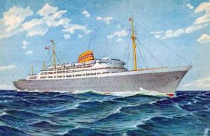 Oslofjord postcard
