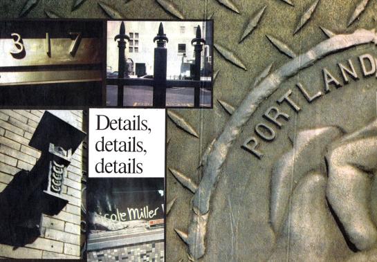 a portland collage