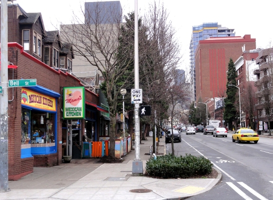 bell street belltown seattle