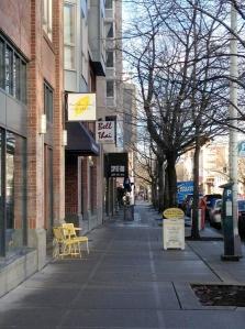 Belltown street