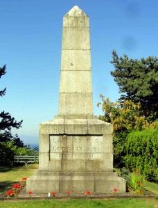 boundary obelisk