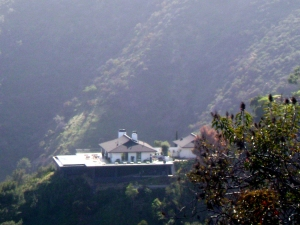 house on mulholland