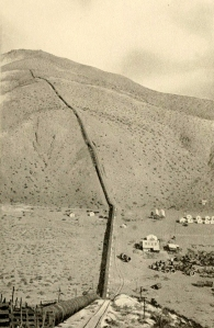 LA aqueduct inverted siphon