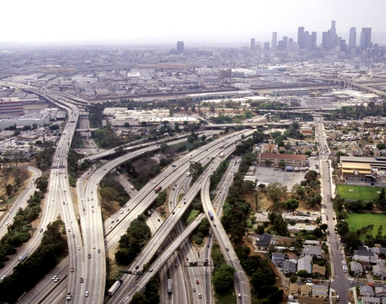 LA freeways