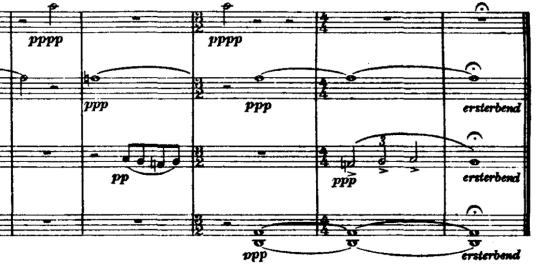 Mahler 9 ending