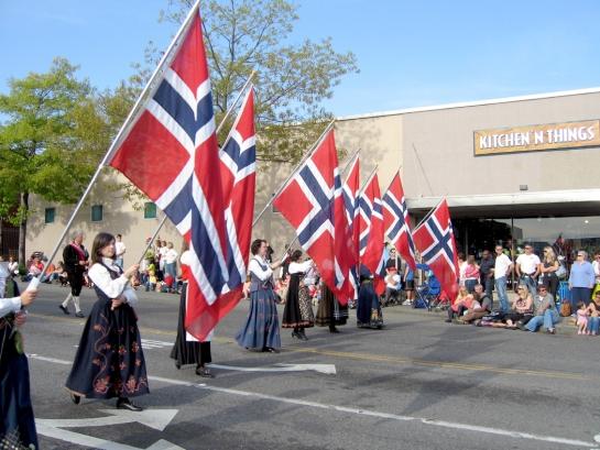 May 17 celebration, Ballard