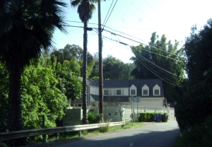 mulholland house
