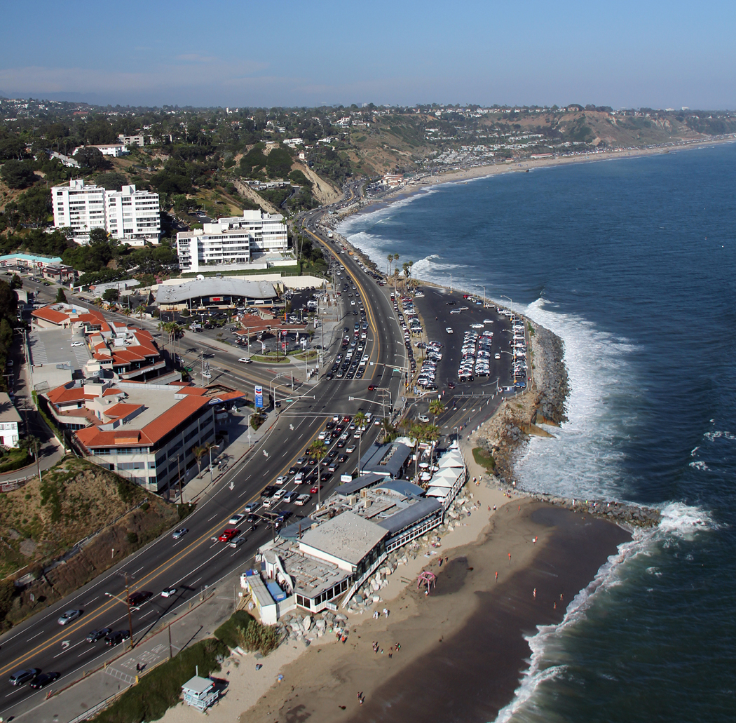 Malibu to Hollywood on PCH and Sunset - Los Angeles Forum