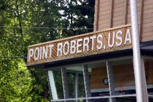 Point_Roberts guard sign