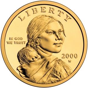 sacagawea dollar