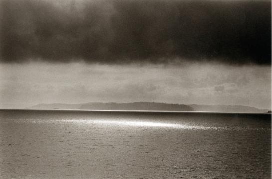 coup de soleil, Puget Sound