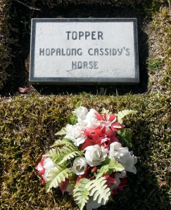 topper headstone pet cemetery