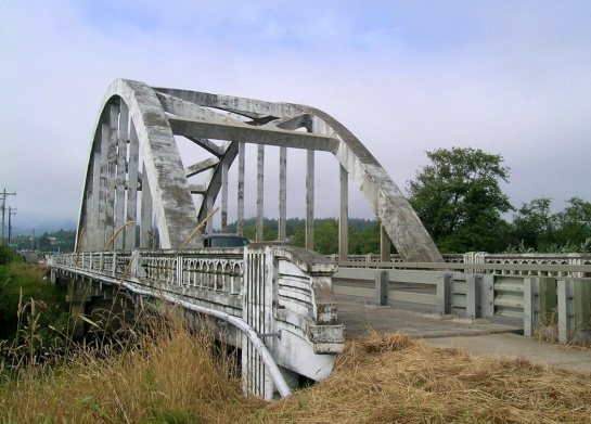 Wilson River Bridge