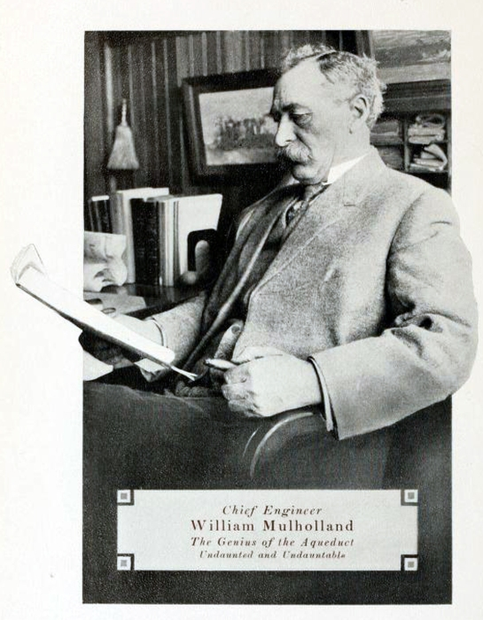 Wm Mulholland in folder