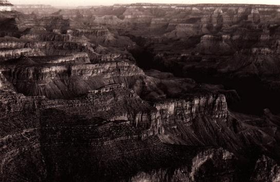 Dawn, Grand Canyon National Park
