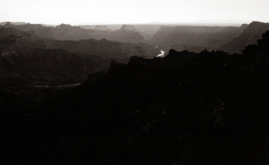 Dawn, Grand Canyon with river