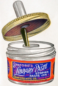 library paste