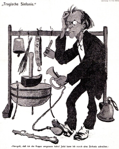 Mahlercartoon 1907
