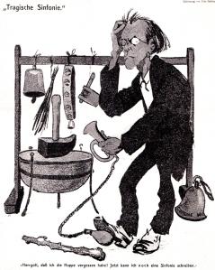 Mahlercartoon 1907