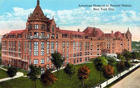 museum postcard