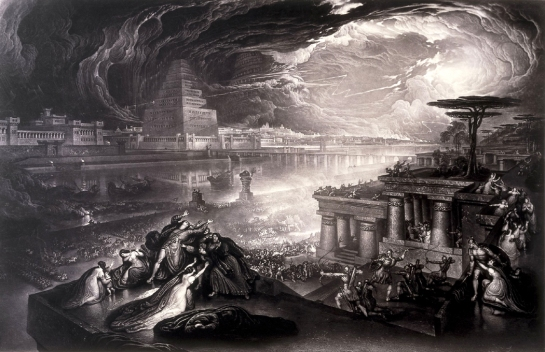 The Fall of Babylon, John Martin