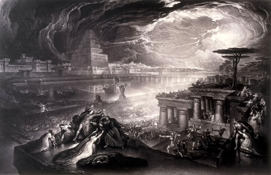 The Fall of Babylon, John Martin