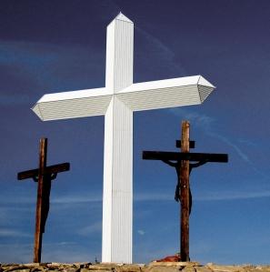 Groom Texas cross