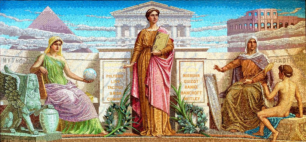 hisitory mosaic