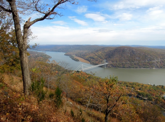 Bear Mountain Bridge, Hudson River