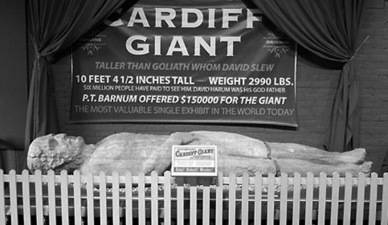 cardiff giant recumbent