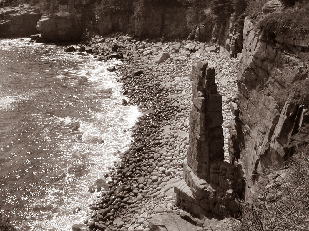 Monument Cove, Acadia NP